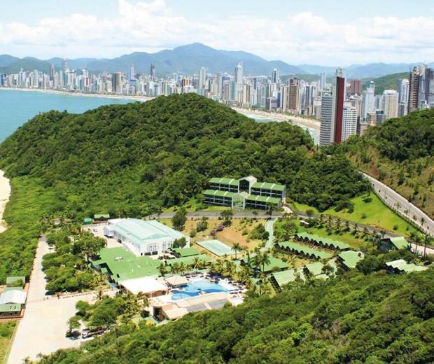 Infinity Blue Resort & SPA (Foto: Reprodução/Facebook)