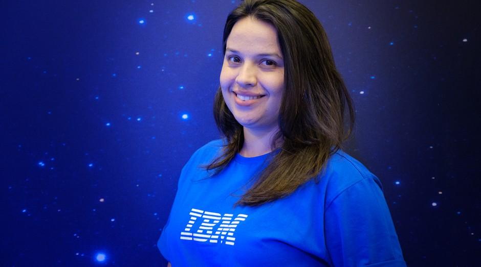 Flavia Carvalho, developers ecosystem e startups leader para a IBM Brasil (Foto: Divulgação)