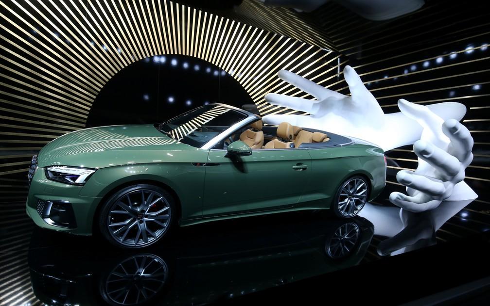 Audi A5 Cabriolet — Foto: Ralph Orlowski/Reuters