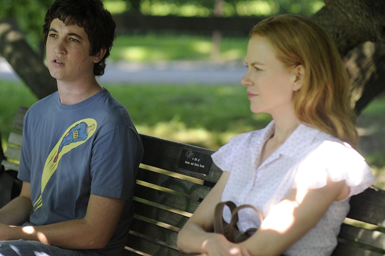Miles Teller e Nicole Kidman em Reencontrando a Felicidade (2010) (Foto: Divulgação)