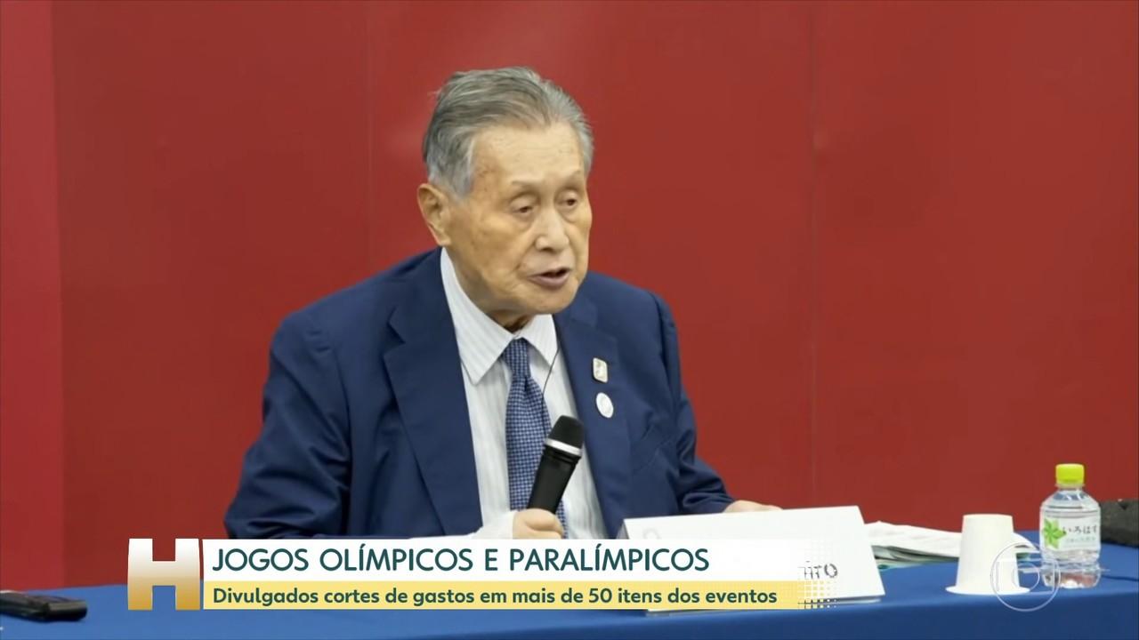 Comitê Olímpico anuncia cortes de gastos