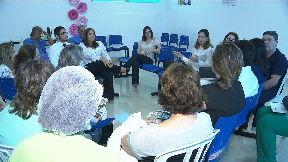 MP flagra superlotação e irregularidades em maternidade de Campina Grande