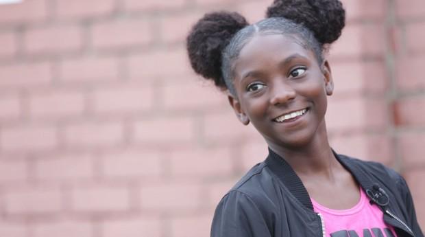 Kheris chamou a atenção de celebridades como Alicia Keys e Snoop Dogg (Foto: Divulgação)