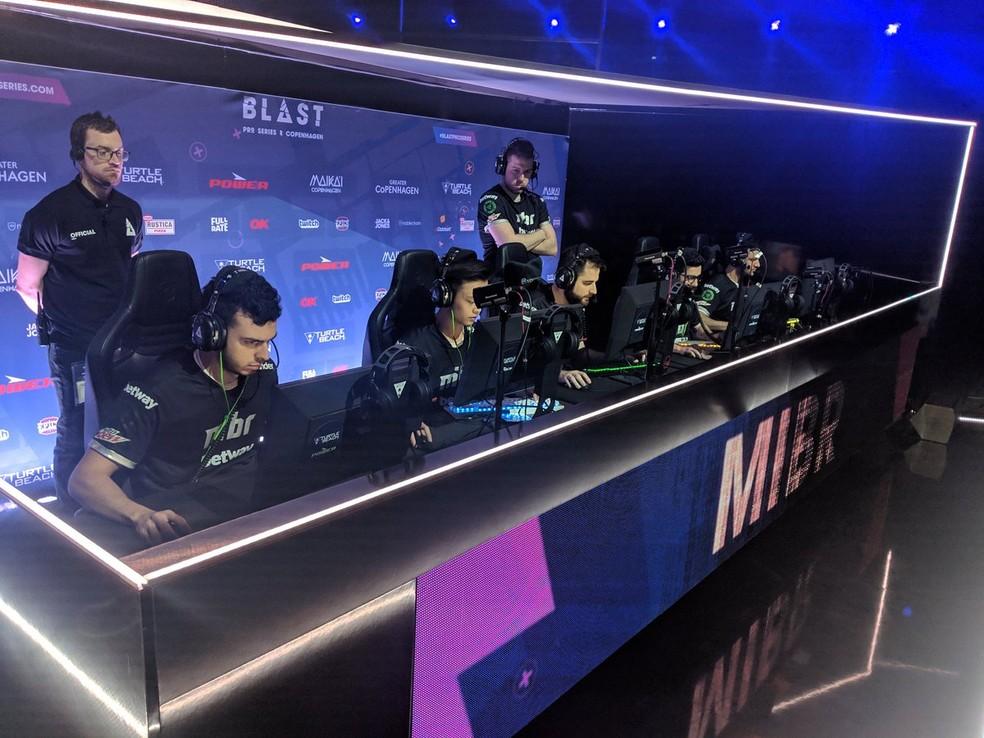MIBR se află într-o situație dificilă în seria BLAST Pro - Foto: Comunicat de presă / MIBR