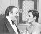 José Lewgoy e Bete Mendes em cena da novela 'O rebu' | Arquivo