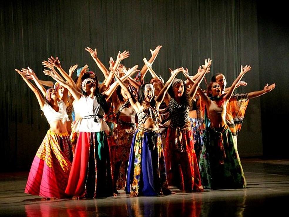 Balé Folclórico do Amazonas foi criado em 2001 (Foto: Divulgação/SEC)