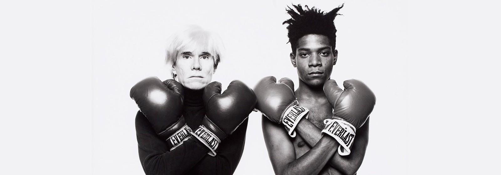 Warhol, Basquiat e Eu