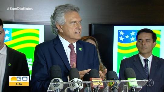 Governo de Goiás reúne documentos para aderir ao RRF e apresenta reforma administrativa
