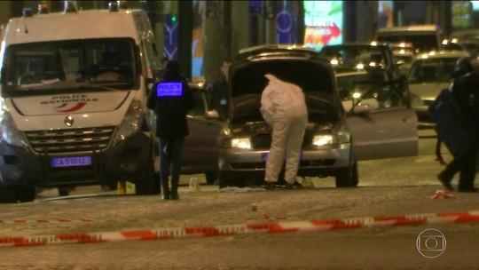Atirador de Paris passou 14 anos na cadeia por atos de violência