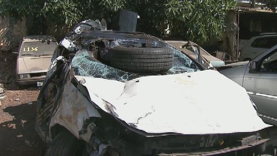 Justiça determina prisão de motorista que causou acidente que matou 2 jovens
