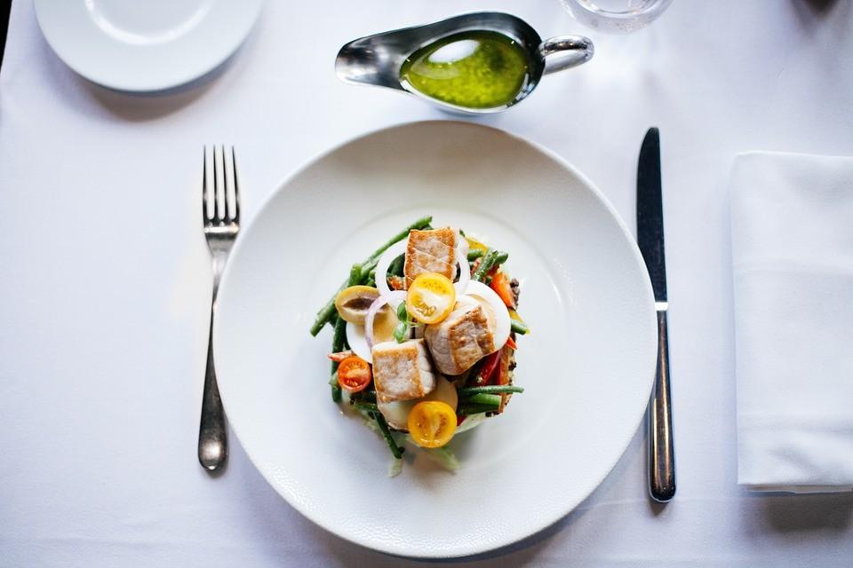 Vegetais, frutas, peixes e nozes compõem a dieta mediterrânea (Foto: Pixabay/Free-Photos/Creative Commons)