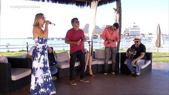 Solteirões do Forró, Luizinho de Irauçuba, Rita de Cássia e Ricardo Dual fazem a festa