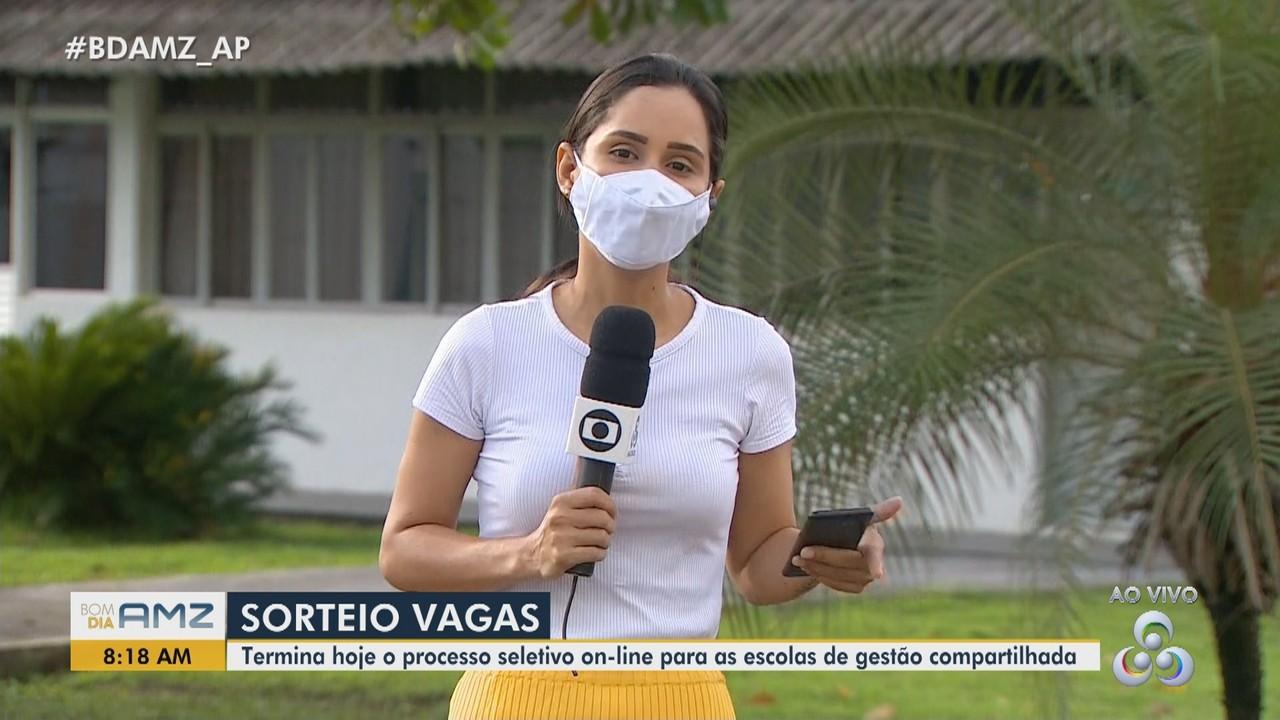 Seed faz sorteio on-line de vagas para escolas bilíngue e de gestão compartilhada no Amapá