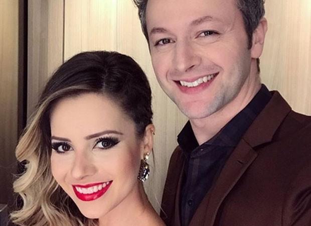 Sandy e Lucas Lima (Foto: Reprodução)