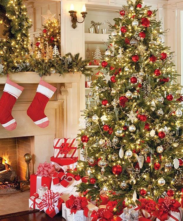 Monte sua árvore de Natal como um expert