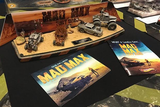 Carrinhos temáticos concorreram no concurso de melhor customização  (Foto: Autoesporte/Giovana Oréfice)