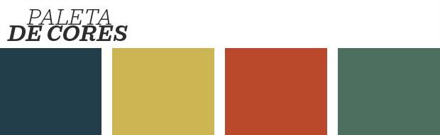 Décor do dia: como misturar estampas e cores no quarto (Foto: Reprodução)