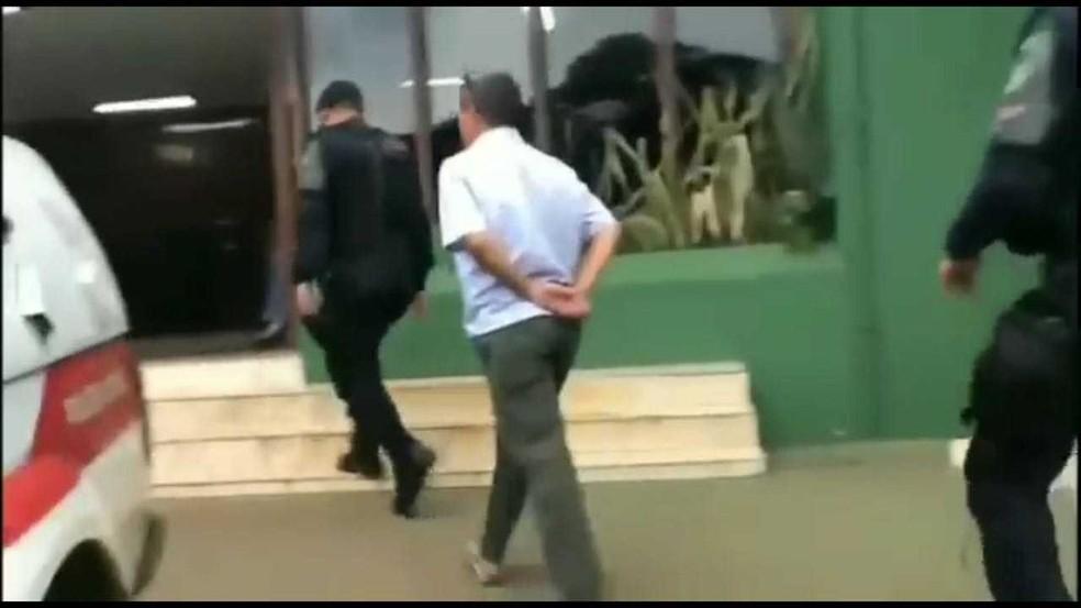 Homem é suspeito de estuprar neta e sobrinha (Foto: Divulgação/Polícia Civil)