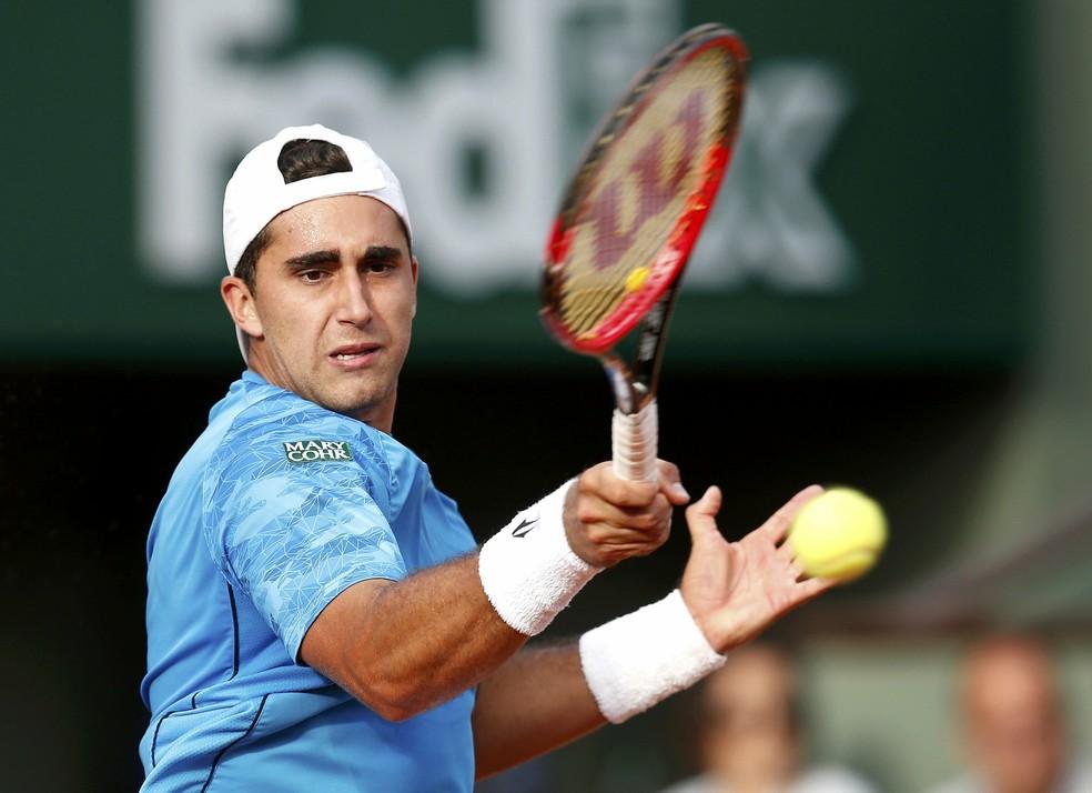 Argentino Facungo Arguel disputará torneio em Teresina (Foto: Reuters)