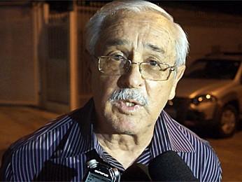 Mauro Manuel Brambilla, coordenador do Fórum das Associações de Policiais e Bombeiros Militares (Foto: Ricardo Moreira / G1)