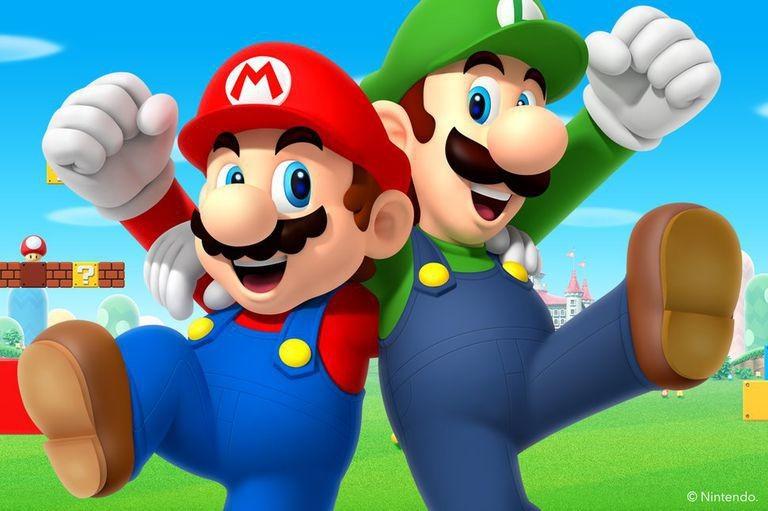 Super Mario (Foto: Nintendo)