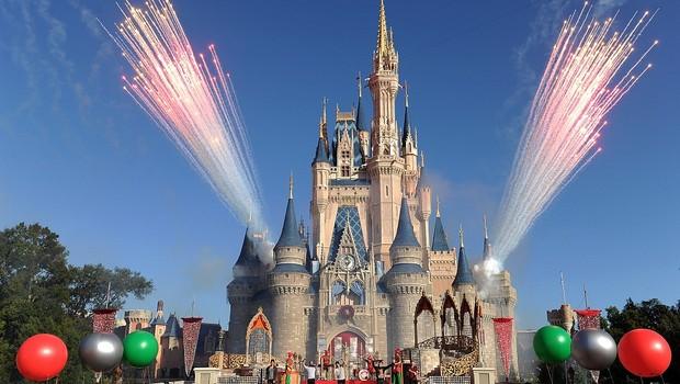 4º - Magic Kingdom (Disney World), Estados Unidos (Foto: Getty Images)