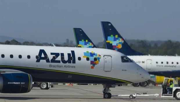 Azul Linhas Aéreas (Foto: Divulgação)