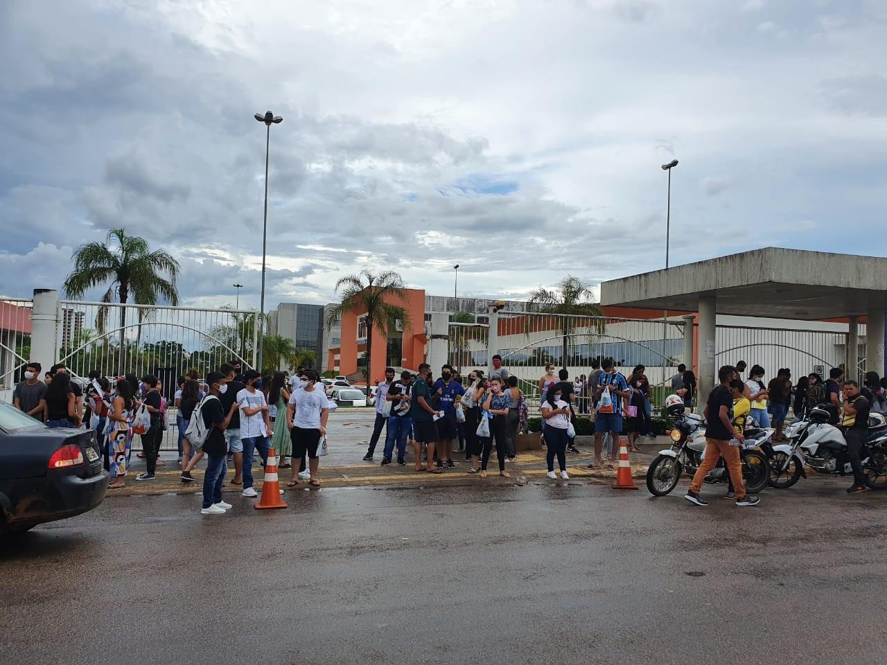 Reforço no transporte coletivo é mantido em Rio Branco para segundo dia de Enem