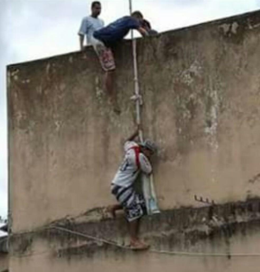 Com fugas frequentes, cadeias foram fechadas no interior do Ceará — Foto: Arquivo pessoal