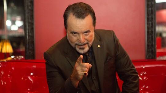 Tony Ramos comenta segredos de sedução de Abel em 'Vade Retro'