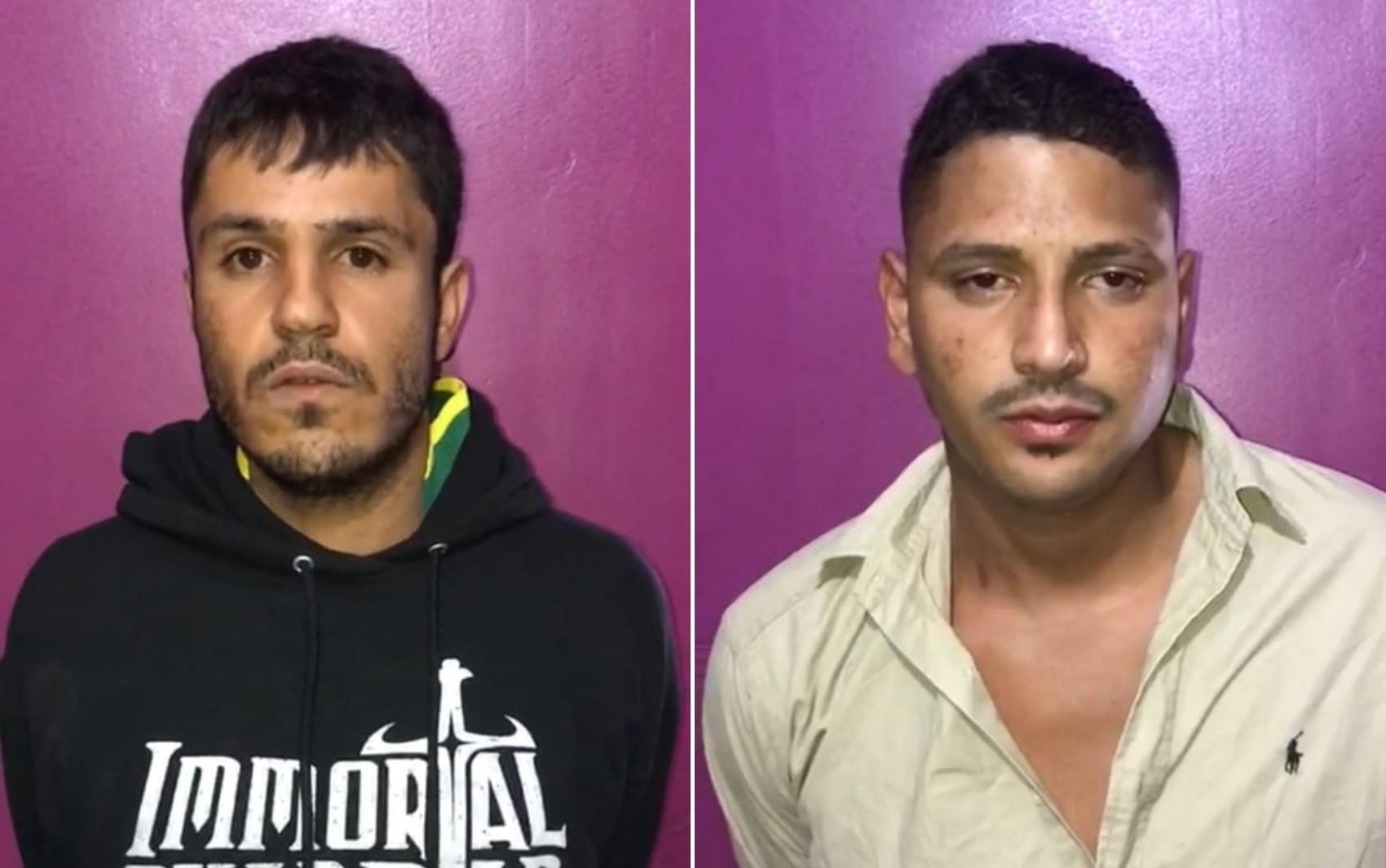 Polícia indicia dois homens por matar e queimar corpo de homem, em Goiânia