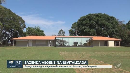 Unicamp planeja transferir agência de inovação e receber exposições na Fazenda Argentina