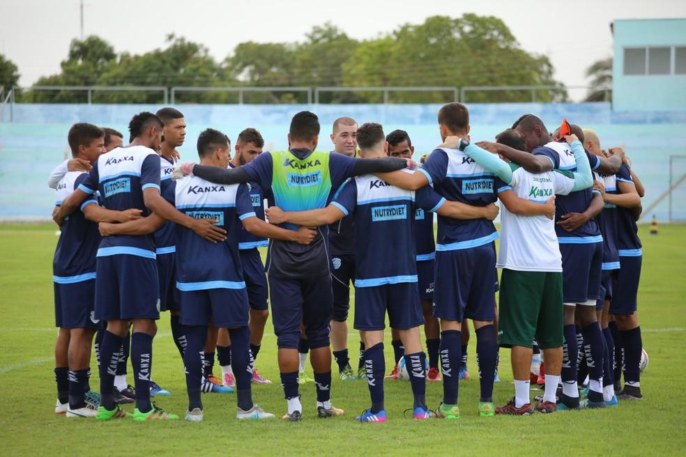 Contra o Bota-PB, Altos luta por classificação inédita ao mata-mata da Copa do Nordeste (Foto: Luís Júnior/Altos)