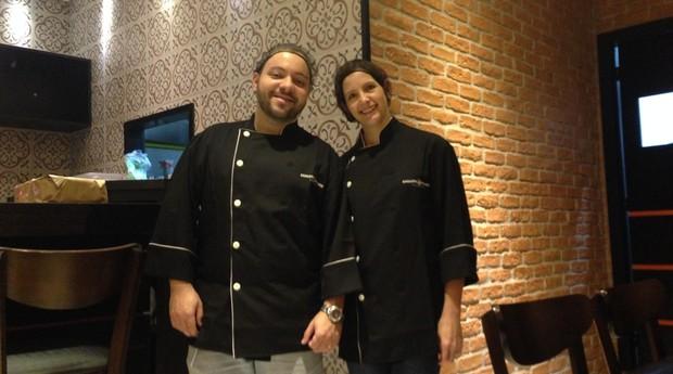 Rogério Valois e Silvana Mitoso são fundadores da Chuleta Maluca (Foto: Divulgação )