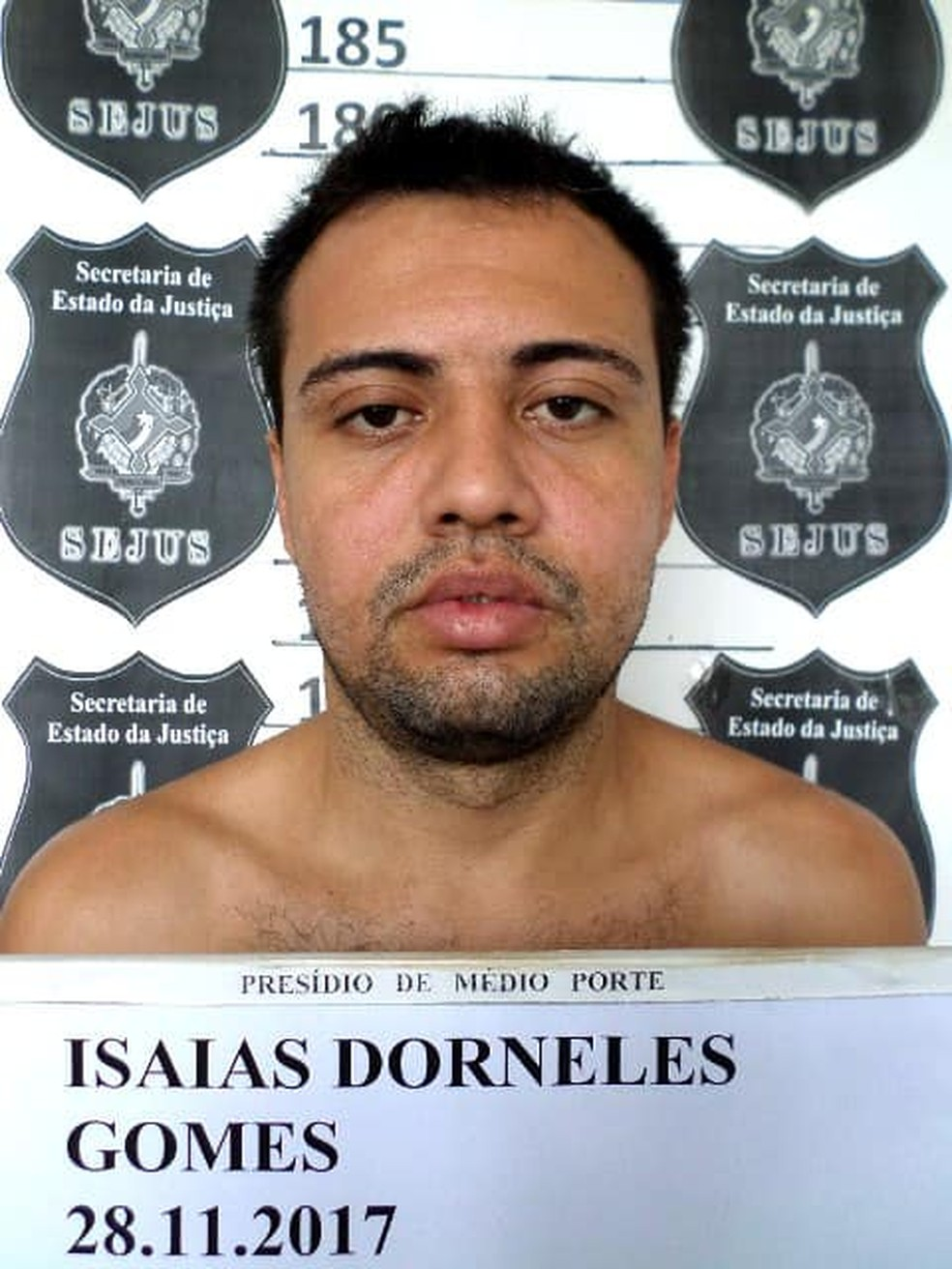 Isaias Dorneles Gomes — Foto: Aspra/Divulgação