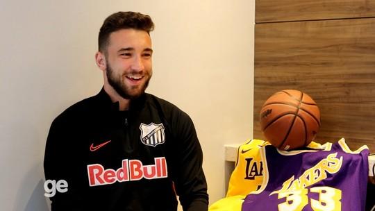 Lakers campeão, LeBron MVP e um pouco de clubismo: Léo Ortiz dá pitacos e explica paixão por NBA