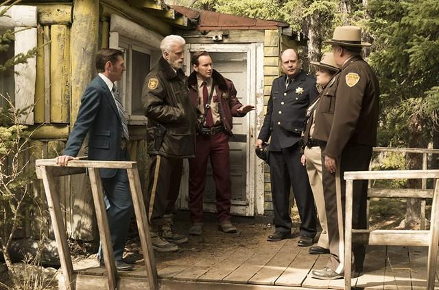 Cena de 'Fargo' (Foto: Reprodução)