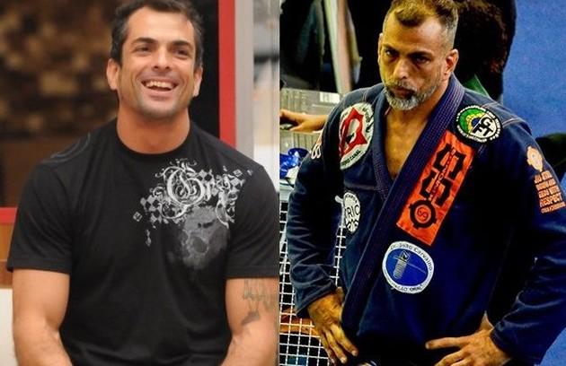 Marcelo Dourado, vencedor do 'BBB' 10, é lutador e profissional de Educação Física. Ele tem um site onde oferece programas de condicionamento com monitoria online (Foto: Reprodução)