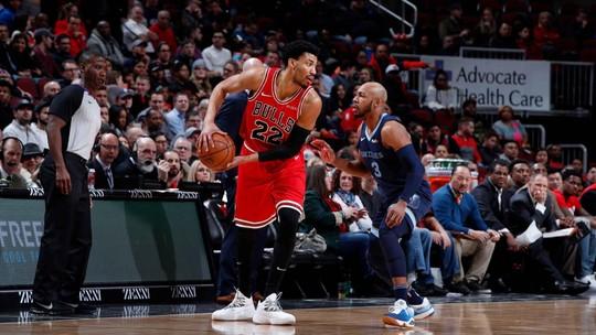 Melhores momentos: Chicago Bulls 122 x 110 Memphis Grizzlies, pela NBA