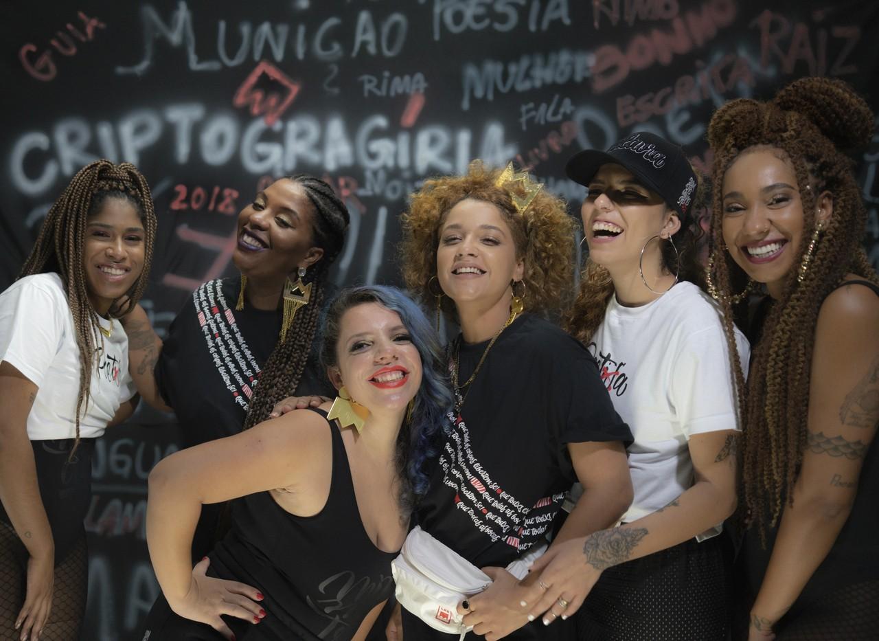 Slam das Minas e LAB fazem parceira para lançar coleção cápsula (Foto: Divulgação)