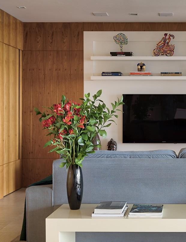 Como decorar a casa com o clima da primavera (Foto: Rafael Renzo)