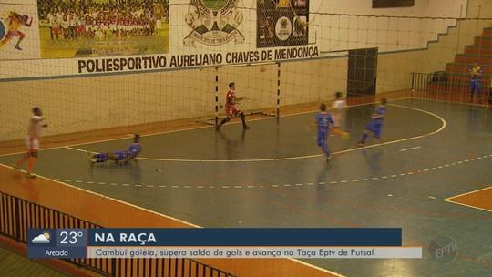 Últimos classificados para a terceira fase da Taça EPTV de Futsal são definidos; confira