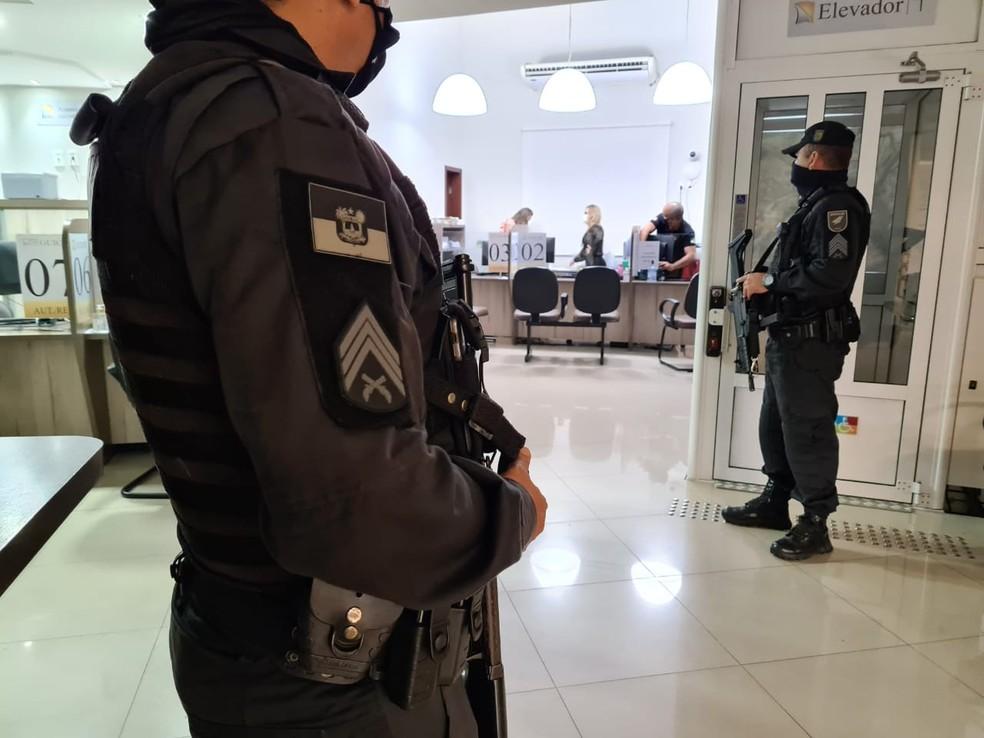 Operação 'Fura-fila' do MP cumpre mandados em cidades do RN e em São Paulo. — Foto: MP/Divulgação