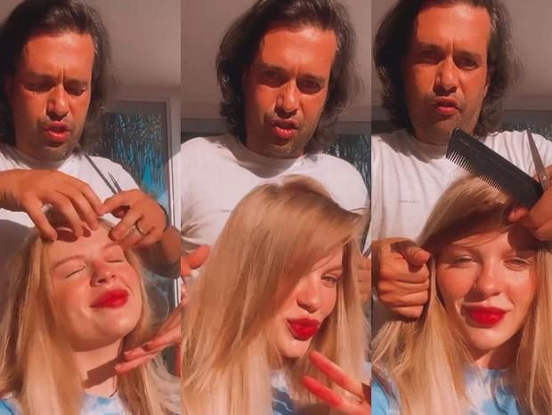 Beto Fortes e Luisa Sonza (Foto: Reprodução/Instagram)