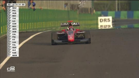 Nikita Mazepin vence o Grande Prêmio da Hungria da GP3