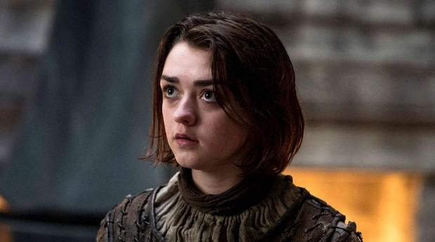 """Maisie Williams se tornou conhecida por interpretar Arya Stark em """"Game of Thrones"""" (Foto: HBO)"""