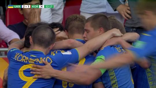 Ucrânia é a síntese do futebol de hoje