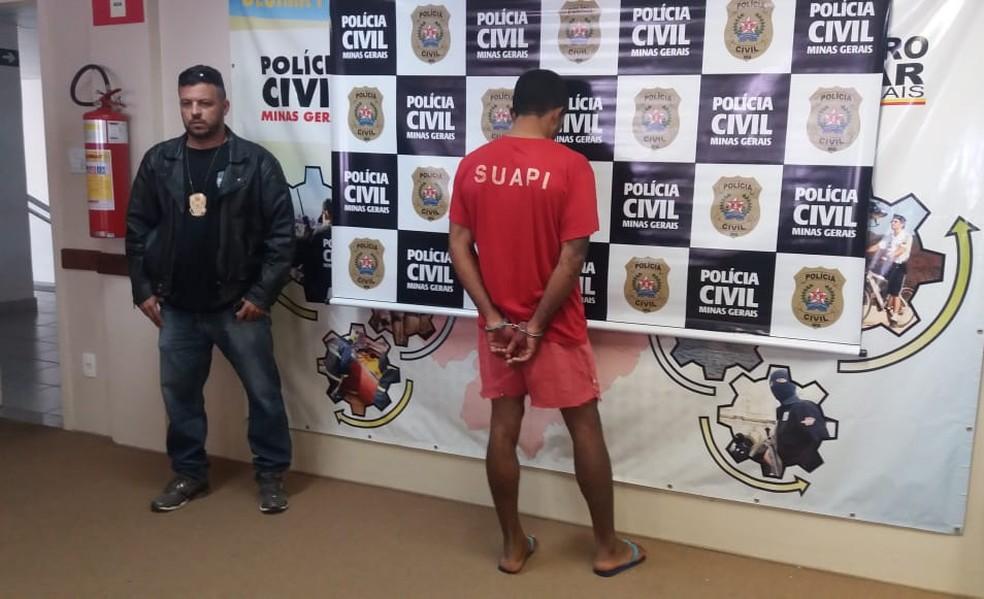 Homem pode cumprir de oito a 15 anos, se condenado pelo estupro da enteada — Foto: Sarah Thomé/Inter TV Grande Minas
