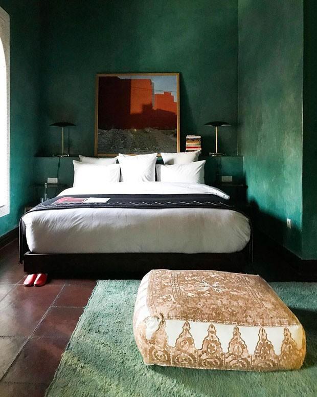 Roteiro de viagem: onde se hospedar em Marrakech - el fenn (Foto: Reprodução)