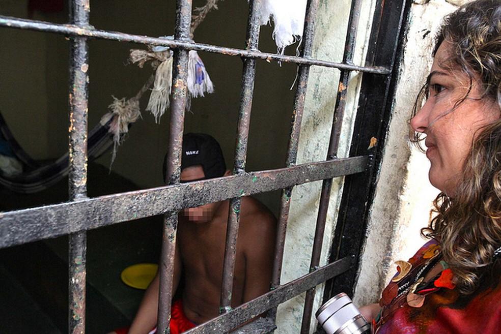 -  Pará é o 20º a concluir o registro de presos no cadastro nacional  Foto: CNJ